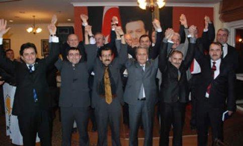 Aday adayları Ankara'da