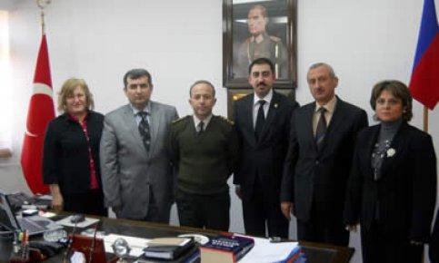 ADD yeni yönetiminden Komutanlara ziyaret