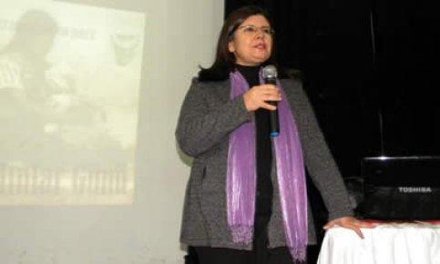 ADD'den Kandınlar günü konferansı