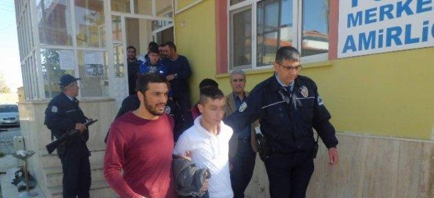 Afyonkarahisar'da Hırsızlık Şebekesi Çökertildi