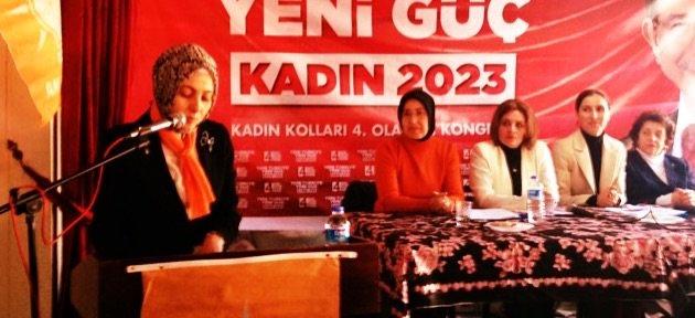 Ak Parti Amasra Kadın Kolları Kongresi Yapıldı