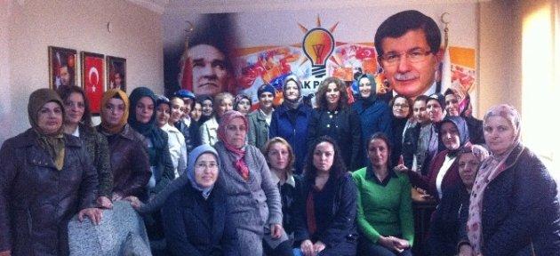 Ak Parti Genel Merkez Kadın Kollarından Bartın'a Ziyaret