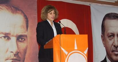 Ak Parti Kadın Kolları yeni başkanı Yasemin Dora Kurtkaya