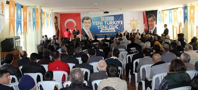 AK Parti Kurucaşile İlçe Kongresi