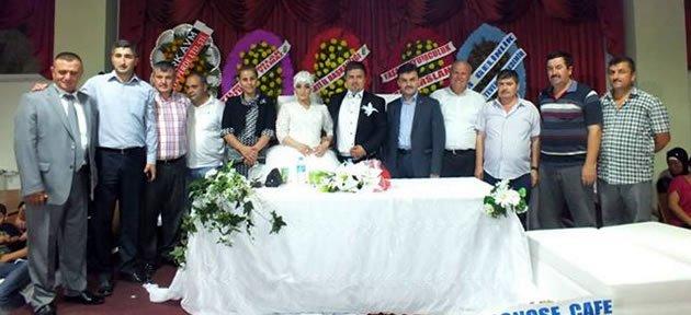 Ak Parti yönetimi sünnet ve düğün merasimlerinde