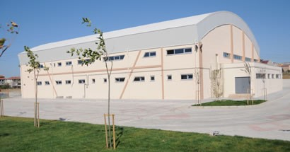 Akçamescit Kapalı Spor Salonu ihalesi 23 Mart'ta
