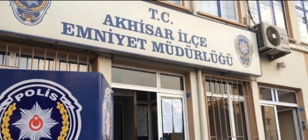 Akhisar'da Uyuşturucu Operasyonları