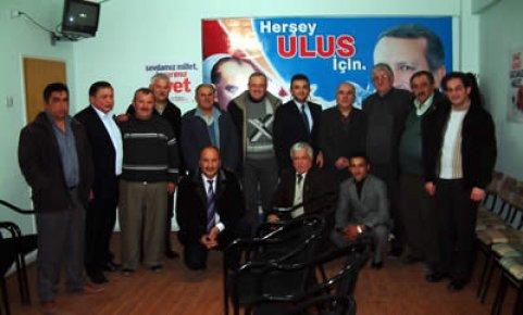 Ali Kartal Ulus'ta