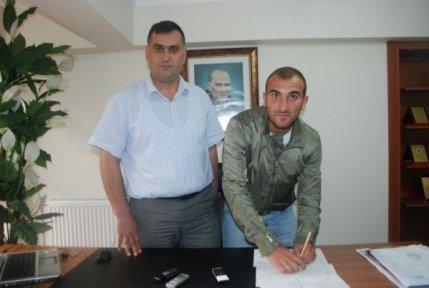 Ali Turan Yeniden Bartınspor'da