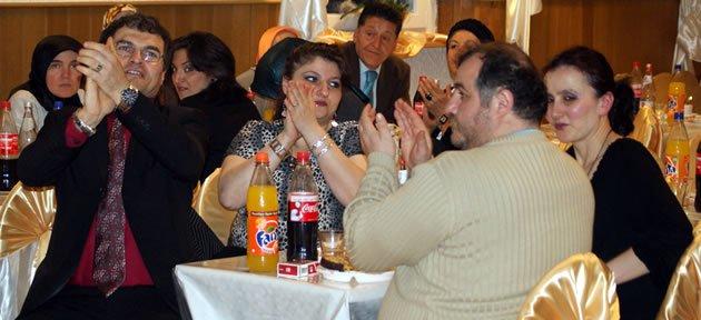 Almanya'daki Bartınlılar, birlik yemeğinde buluştu