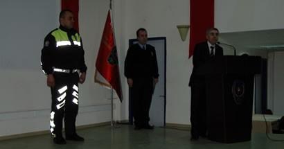 Altınok'tan O Polis'e Teşekkür Belgesi