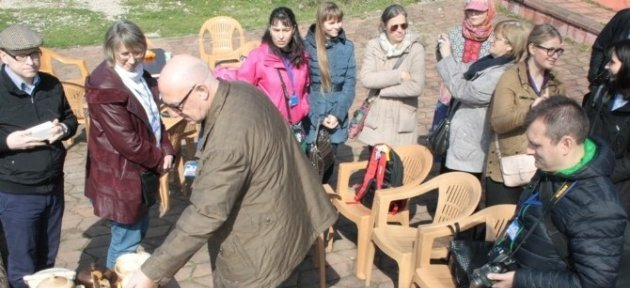 Amasra 4 Ülkeden Gelen Misafirlerini Ağırladı