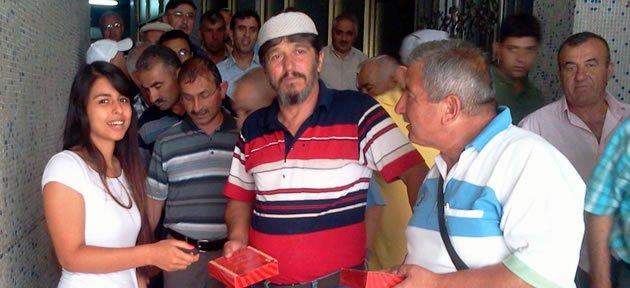 Amasra Belediyesi'nden Ramazan Hediyesi