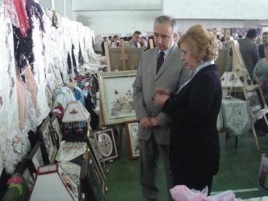 Amasra HEM ve ASO Yılsonu Sergisi Açıldı