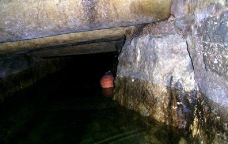 Amasra Kalesi Su Sarnıcı
