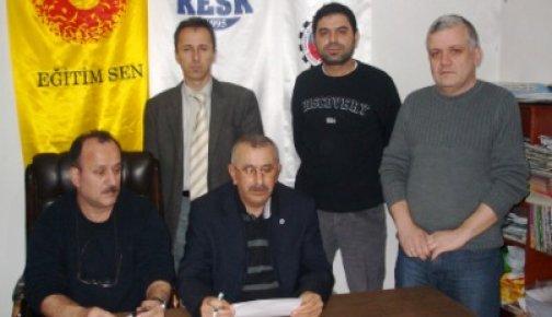 Amasra Kesk: Teslim olmayacağız