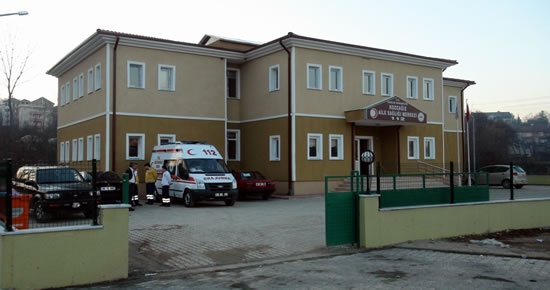 Amasra, Kurucaşile ve Kozcağız'a entegre hastane