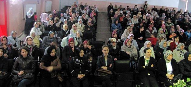Amasra Müftülüğü'nden Anneler Günü programı