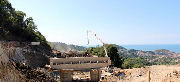 Amasra Tüneli Yıl Sonunda Açılıyor
