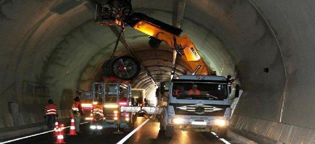 Amasra Tüneli'nde Neler Oluyor ?