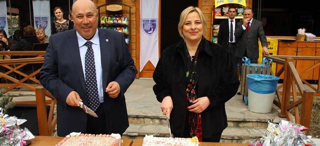 Amasra'da 8 Mart Kutlamaları