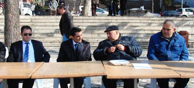 Amasra'da Anlamlı Kan Verme Kampanyası