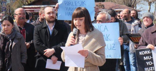 Amasra'da Eylem Var