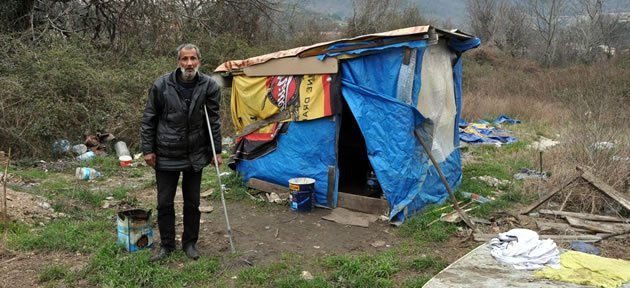 Amasra'da İnsanlık Dramı