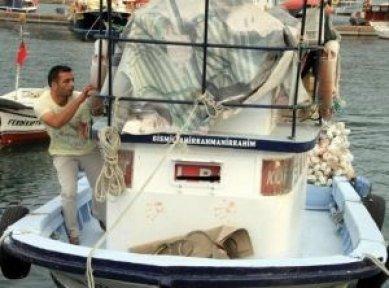 Amasralı Balıkçılar Sıkıntılı