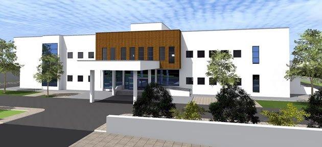 Amasra'ya İlçe Devlet Hastanesi