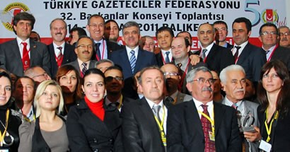 Anadolu Basını'nın Ankara çıkratması