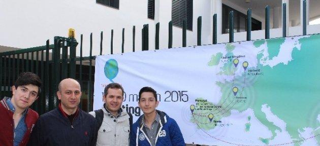 Anadolu Lisesi Portekiz Hareketliliğini Tamamladı