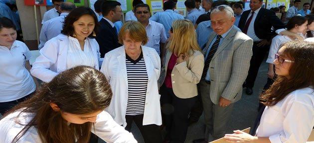 Anadolu Öğretmen Lisesi'nden Proje Şenliği