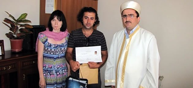 Anastasia İslamı Seçti