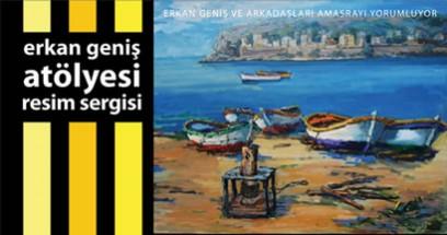 Ankara'dan Amasra'ya Bakış sergisi açıldı