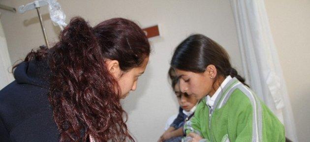 Ardahan'da 37 İlköğretim Okulu Öğrencisi Zehirlendi