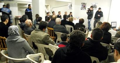 Arı Sitesi'nde Huzur Toplantısı