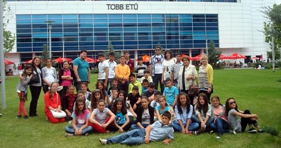 Arıt YİBO, Bartın TSO ve Bartın Üniversitesi işbirliğiyle Ankara'da