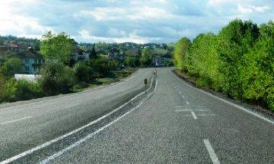 Arıt yolu inşaatında taşeron krizi