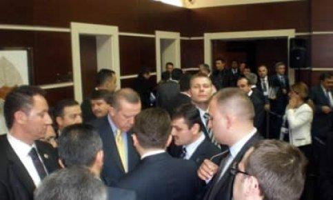 Arslan, İl Başkanları toplantısına katıldı