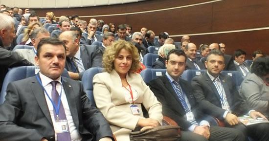 Arslan İl Başkanları toplantısından döndü