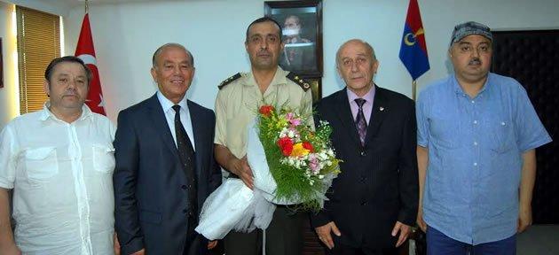 ASKF'dan Alay Komutanı'na ziyaret