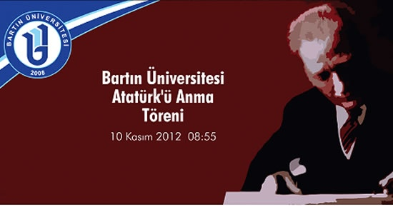 Atatürk'ü anma törenleri yapılacak