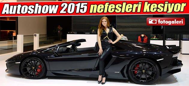 Autoshow 2015 Nefes Kesiyor