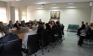 Avrupa Birliğine Uyum, Danışma ve Yönlendirme Kurulu 2011Yılı 3. toplantısı yapıldı