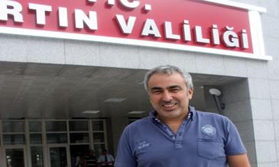 Aybaba'dan Bartınspor'a destek