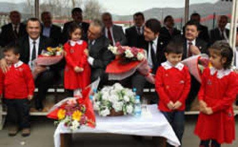 Ayşe Özsoy Anaokulu'nun Açılışı Düzenlenen Törenle Gerçekleştirildi