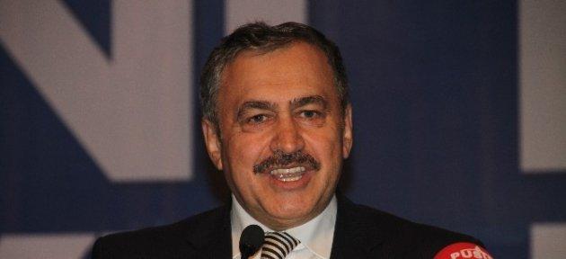Bakan Eroğlu Zonguldak'ta