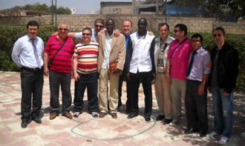 Bakiad heyeti Senegal'den döndü