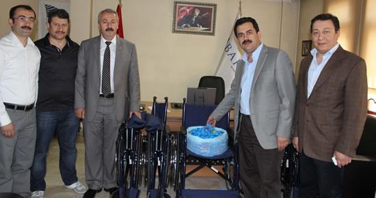 Bakiad'dan Engelliler Haftası'nda anlamlı destek